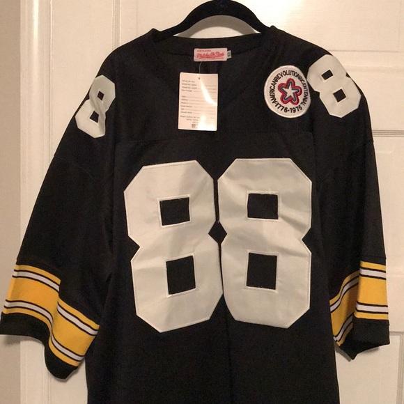 the latest 3ba85 b3942 NWT Pittsburgh Steelers Lynn Swann Jersey 2XL NWT